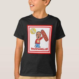 ティー青年FD1ロゴ(黒) Tシャツ