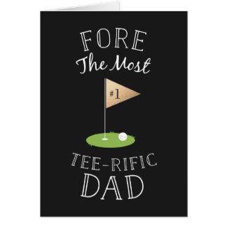 ティーrificの父の日 カード