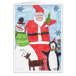 テイラーのクリスマス カード