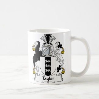 テイラーの家紋 コーヒーマグカップ
