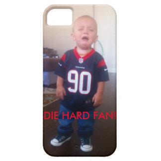 テキサス人の叫びの赤ん坊は堅いファン死にます iPhone SE/5/5s ケース