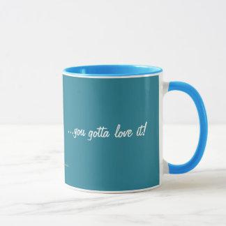 テキサス州それを愛するために得ました! マグカップ
