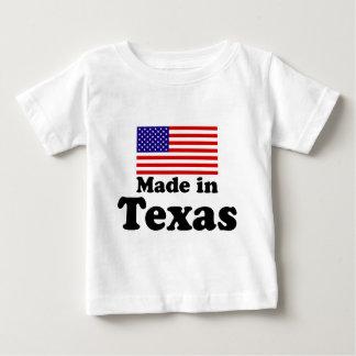 テキサス州で作られる ベビーTシャツ