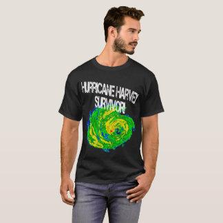テキサス州のための強さ!  ハリケーンのHarveyの生存者! Tシャツ
