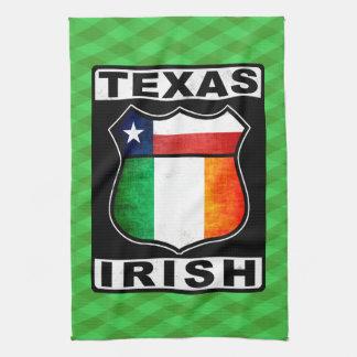 テキサス州のアイルランドのアメリカのふきん キッチンタオル