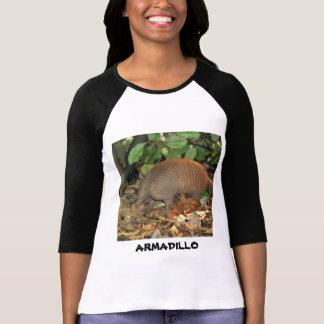 テキサス州のアルマジロ Tシャツ