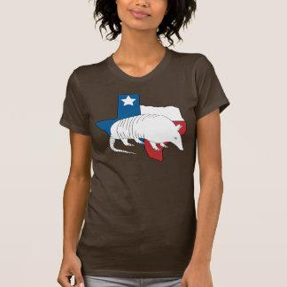 テキサス州のアルマジロ! Tシャツ