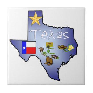 テキサス州のタイル タイル