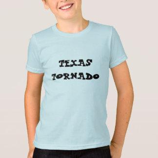 テキサス州のトルネード Tシャツ