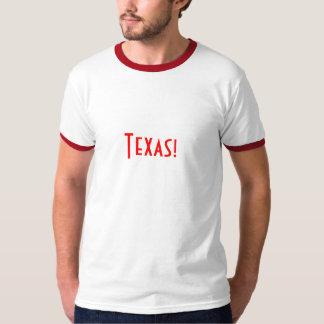 テキサス州のワイシャツ Tシャツ
