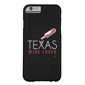 テキサス州のワイン愛好家のiPhone6ケース Barely There iPhone 6 ケース