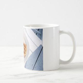 テキサス州のワッフルのマグ コーヒーマグカップ