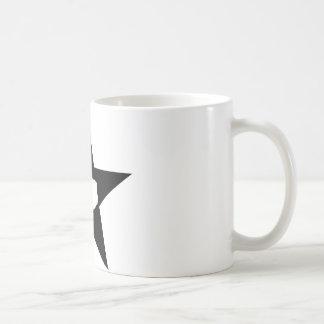 テキサス州の単独星の州米国のカスタムインク コーヒーマグカップ
