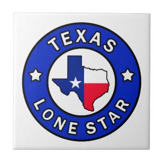 テキサス州の単独星 タイル
