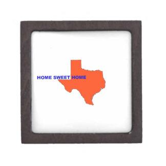 テキサス州の家の甘い家 ギフトボックス