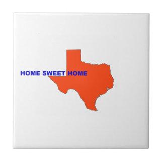 テキサス州の家の甘い家 タイル