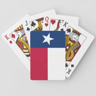 テキサス州の州の旗のトランプ トランプ