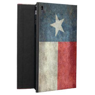 テキサス州の州の旗のヴィンテージのレトロのスタイル iPad AIRケース