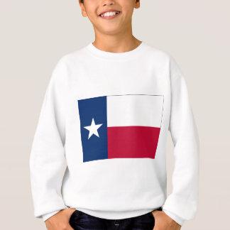 テキサス州の州の旗 スウェットシャツ