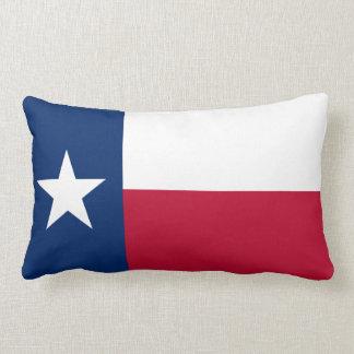テキサス州の州の旗 ランバークッション