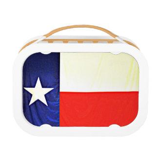 テキサス州の旗のお弁当箱 ランチボックス