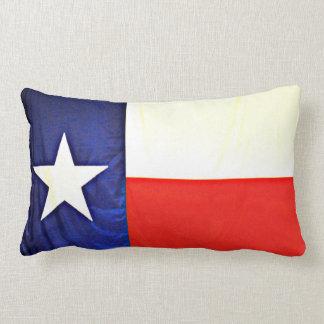テキサス州の旗のカスタムな腰神経の枕 ランバークッション