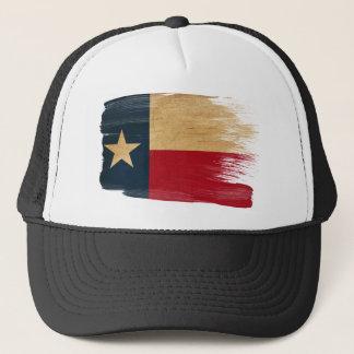 テキサス州の旗のトラック運転手の帽子 キャップ