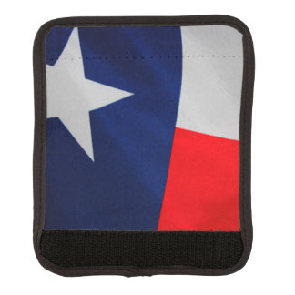 テキサス州の旗のラゲージハンドルラップ ラゲッジ ハンドルラップ