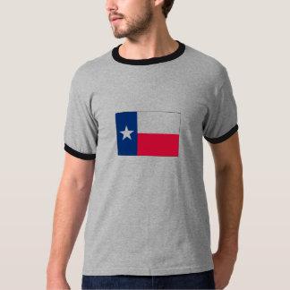 テキサス州の旗のTシャツ Tシャツ