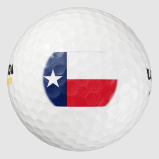 テキサス州の旗 ゴルフボール