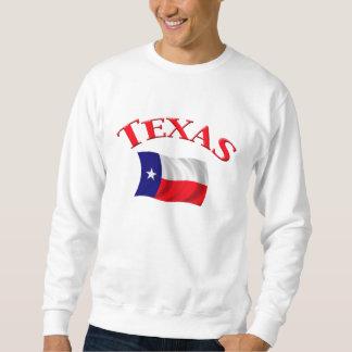 テキサス州の旗 スウェットシャツ