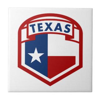 テキサス州の旗 タイル