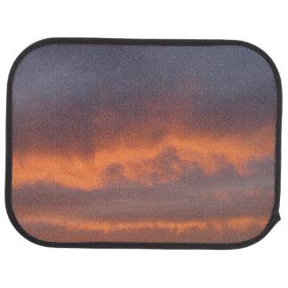テキサス州の日没 カーマット