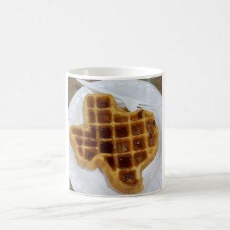 テキサス州の朝食 コーヒーマグカップ