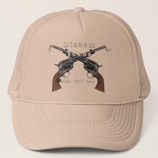テキサス州の武装を解除して下さい キャップ