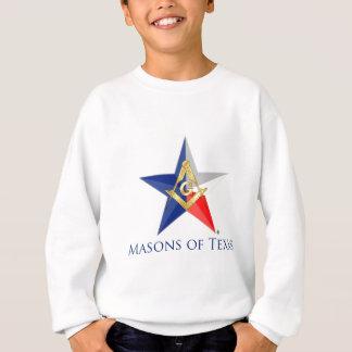 テキサス州の石大工 スウェットシャツ