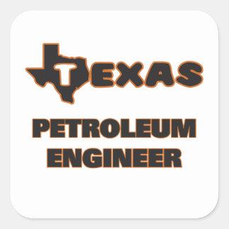 テキサス州の石油エンジニア スクエアシール