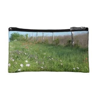 テキサス州の路傍の花 コスメティックバッグ