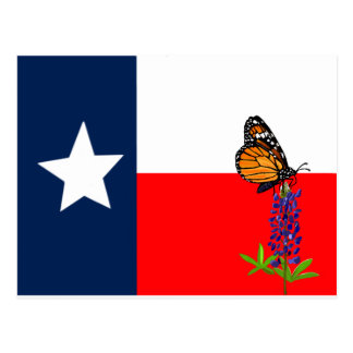 テキサス州の郵便はがき ポストカード