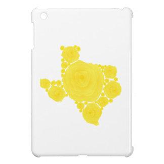 テキサス州の黄色バラ iPad MINI カバー