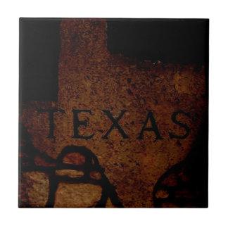 テキサス州の黒い石 タイル