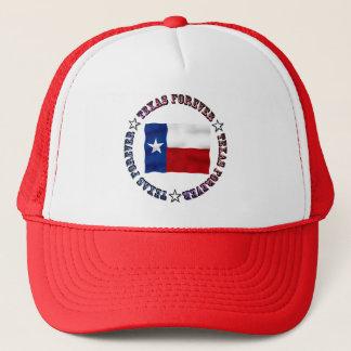 テキサス州は永久にデザイン- Mult_Products --を一周します キャップ