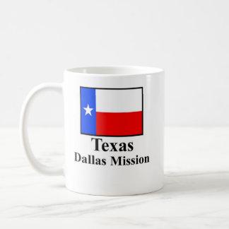 テキサス州ダラスの代表団の飲み物用品 コーヒーマグカップ
