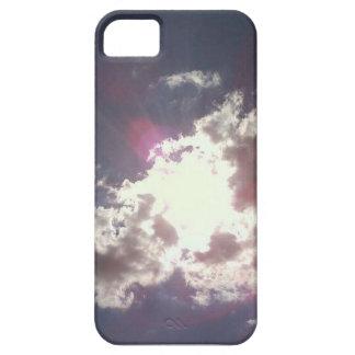 テキサス州上の雲 iPhone SE/5/5s ケース