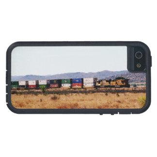 テキサス州列車の有蓋車を渡る圧延 iPhone SE/5/5s ケース