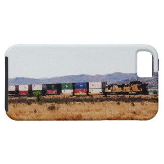 テキサス州列車を渡る圧延 iPhone SE/5/5s ケース