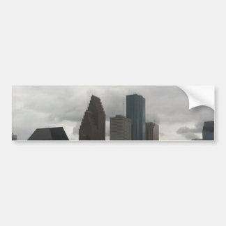 テキサス州-ヒューストン バンパーステッカー