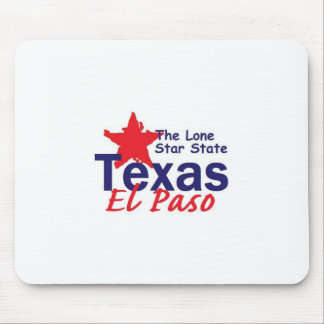 テキサス州 マウスパッド