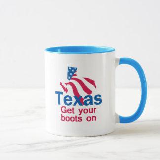 テキサス州 マグカップ