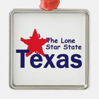 テキサス州 メタルオーナメント